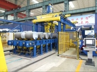 Automation for Nanshang with large peeling machine line