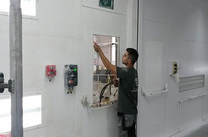 Bescherming lichtarmaturen - vensters