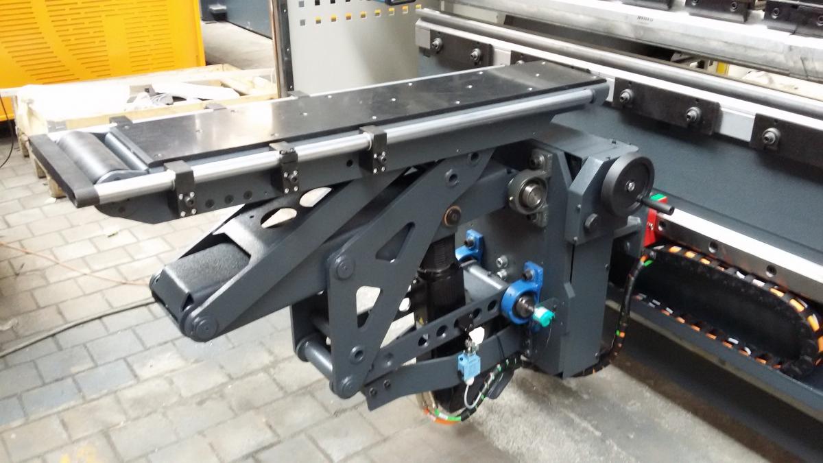 Technologia w obrazkach: EUROMASTER S z ramionami nadążnymi (SFS)