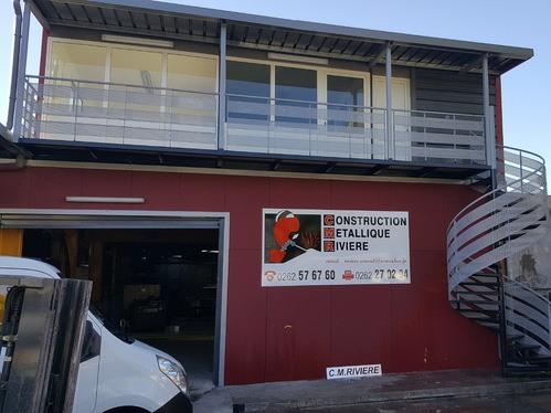 150ème machine vendue à l'île de la Réunion