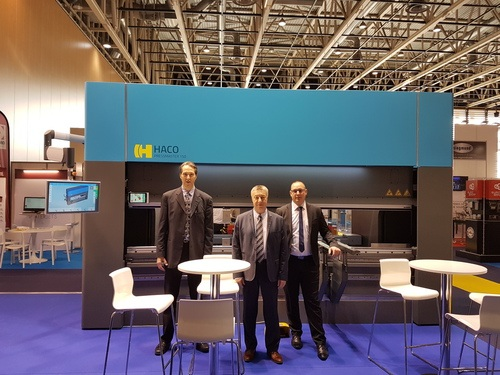 HACO at Industrie Lyon: Live Feed