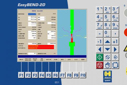 EasyBEND-2D