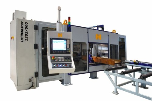 CNC Drilling & Sawing lines Drillmaster DM