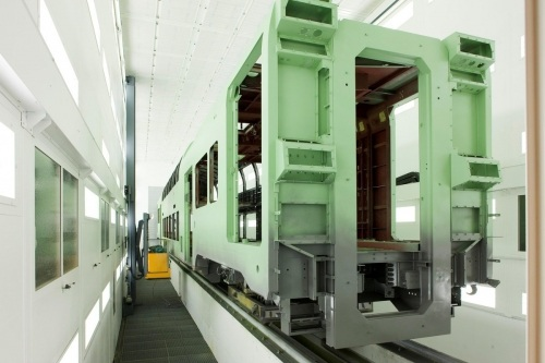 Treinindustrie