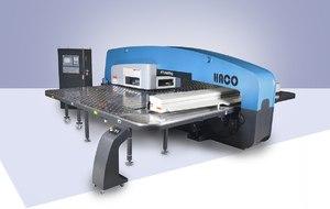 Haco ATLANTIC CNC-Stanznibbelmaschinen