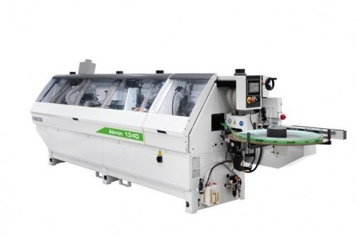Edgebanding machines