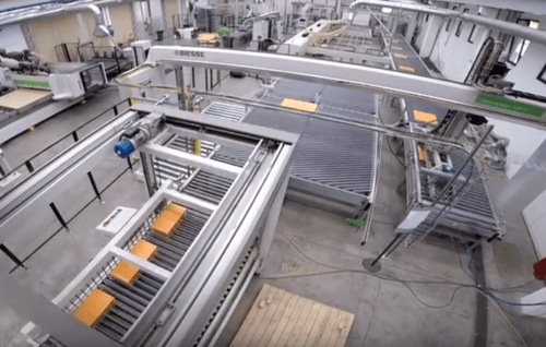 Industrie 4.0 and the Biesse Smart Factory