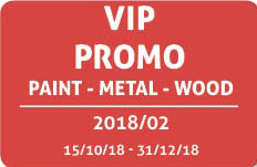 Paint-Metal-Wood       promo 2018/02