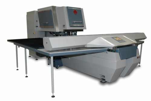CNC punching machine Q2