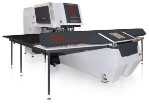 Haco CNC Stanz-Nibbelmaschine Q3