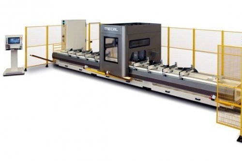 CNC machining centres