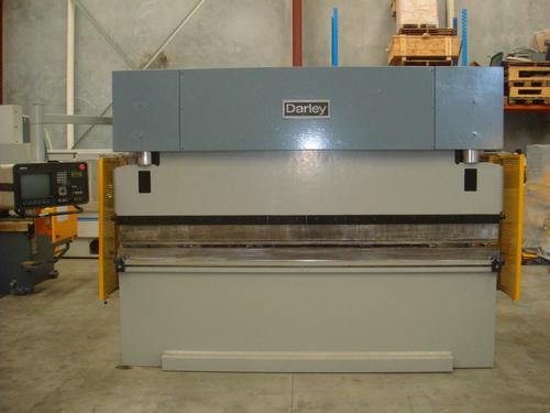 USED DARLEY CNC BRAKE PRESS 3100mm x 110T WITH DELEM DA58