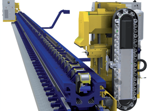 The HACO Group: producer of machinery for the railway industry