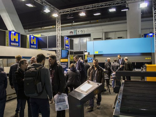 HACO Trading live op MTMS 2017