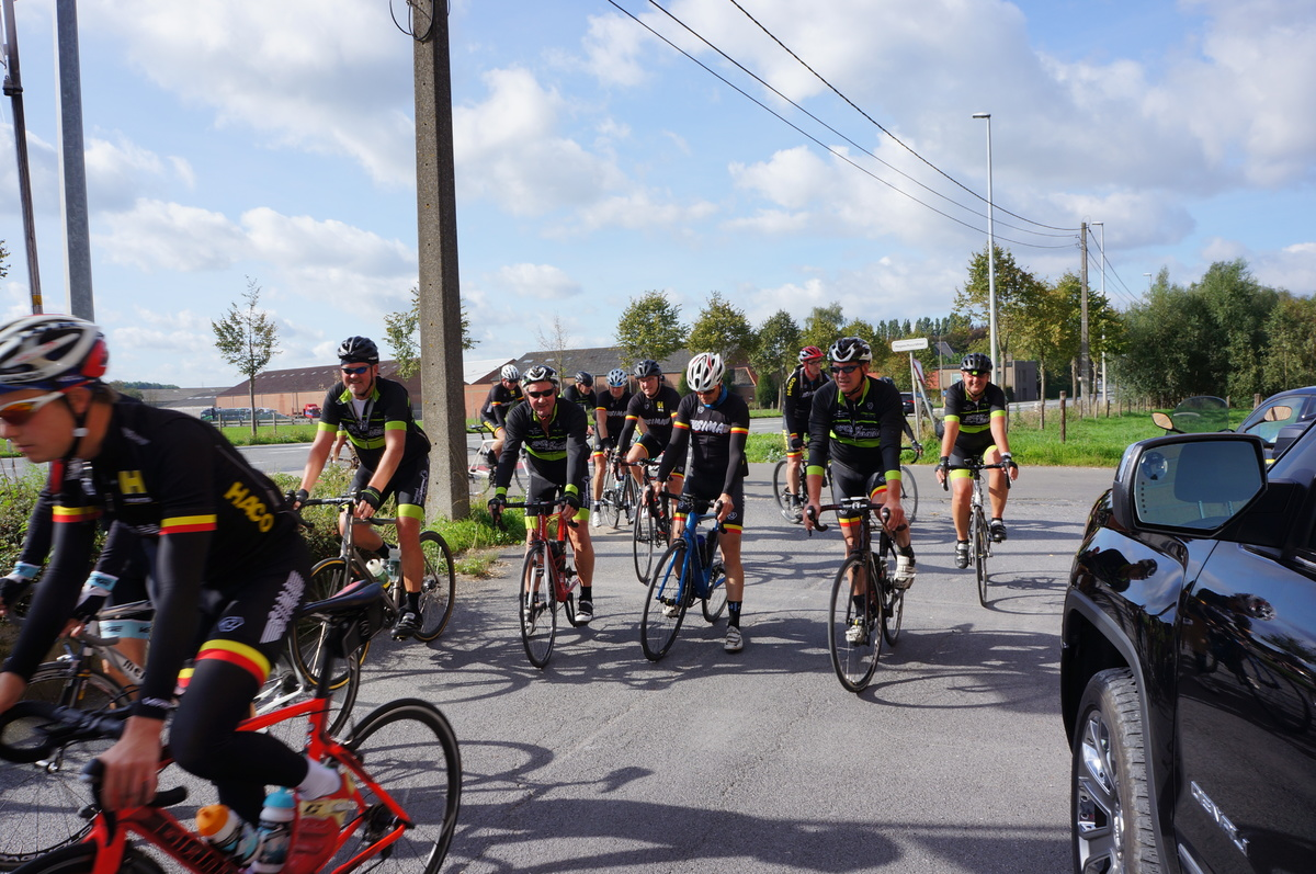 HACO Cycling day 2018