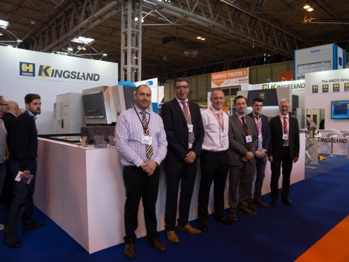 Kingsland at MACH TOOL 2016