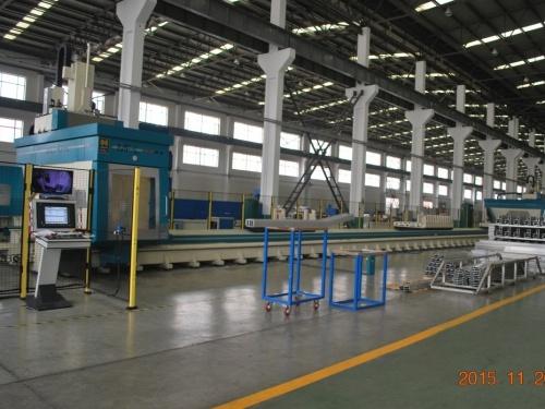 Zhongwang betritt den Markt für Auflieger mit dem 7. und 8. Mubea Bearbeitungszentrum