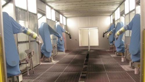 Aplicações robotizadas