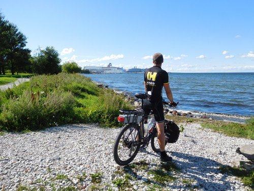 In HACO koerstenue richting Helsinki