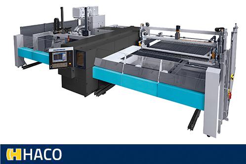 HACO Germany - Hersteller und Händler von CNC-Maschinen - Haco