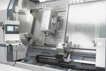 CNC Schrägbettmaschinen