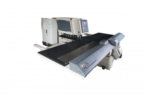 Haco CNC Stanz-Nibbelmaschine Q5