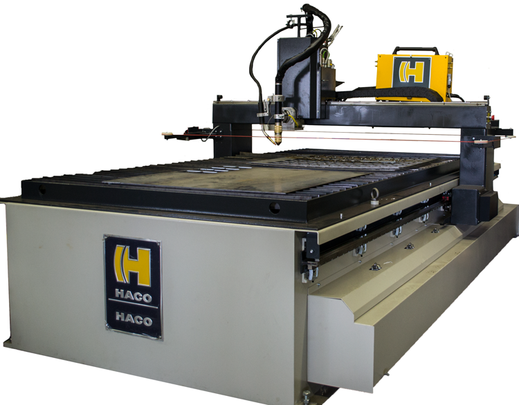 Plasma HACO Kompakt avec Kjellberg HotWire