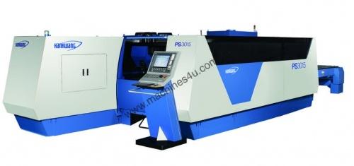 New Han Kwang Laser Cutting & Marking - HANKWANG PS 3015 4KW LASER CUTTING MACHINE