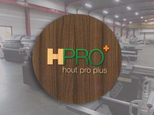 HACO Houtbewerkings machines in primeur op HoutPRO+