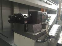 Installatie van de TUR MN 1350 x 4000 draaibank voor Lebus® draden