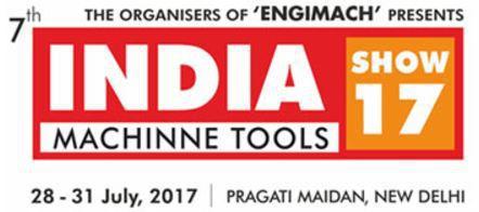 INDIA MACHINE TOOL SHOW 2017