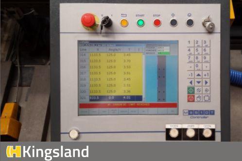Kingsland CNC controls