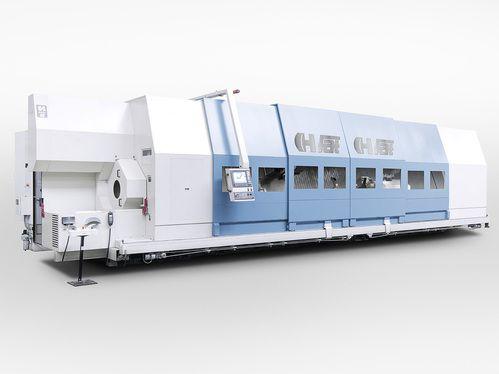 Shipping of an impressive lathe FTM 1000 x 7500 to Australia