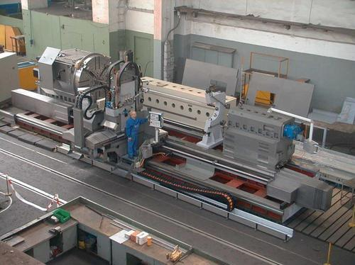 TMC - Horizontal Turning/Milling