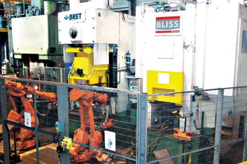 Začlenenie robotov