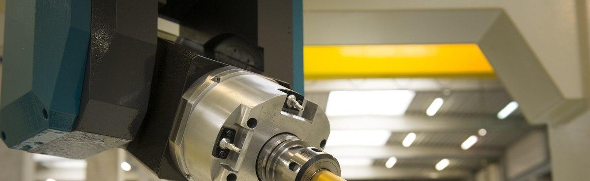 Steuerungssoftware für die CNC-Maschinen