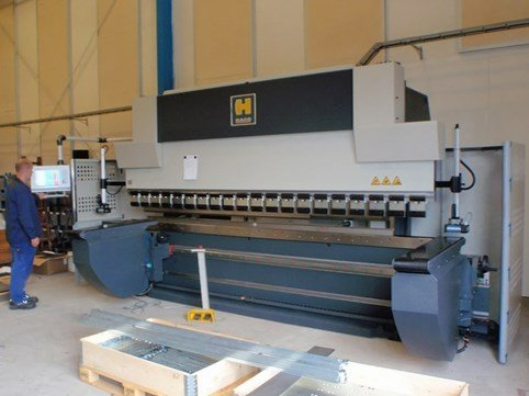 New 7-axis Euromaster S speeds up Munkebo Clemco's production
