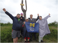 FATHaco employees reach highest peak of Skrzyczne mountains!