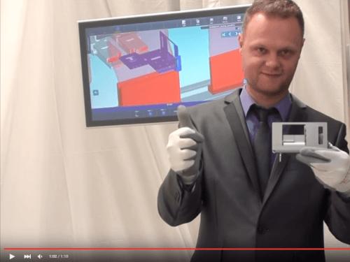 VIDEO: Onze meest innovatieve kantbank anders bekeken