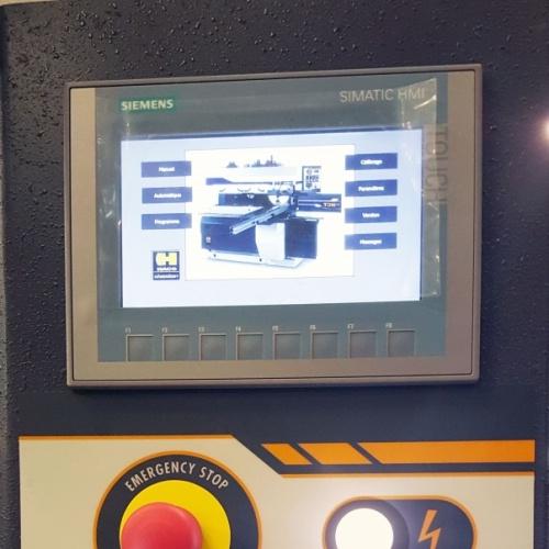 Nouvelle commande numérique pour la Tenonneuse TDN