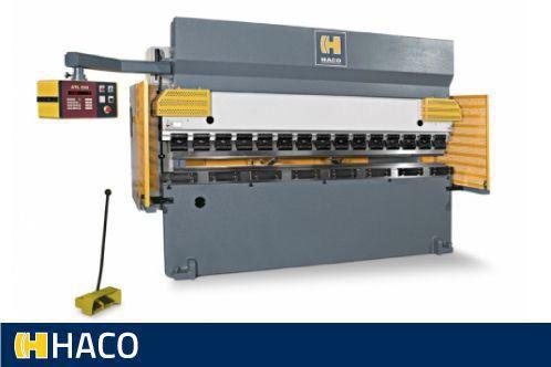 Bientôt: presse plieuse HACO Type PPM 36300