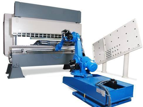 The main advantages to automated bending!