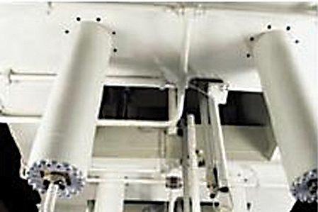 Hydraulických a hydromechanických podušiek