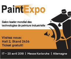 Alfadis Platforms @ PaintExpo 2018