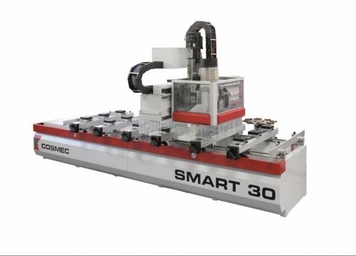 Centre d'usinage SMART 30 5 Axes zone de travail 4100x1520 mm à des conditions exceptionnelles