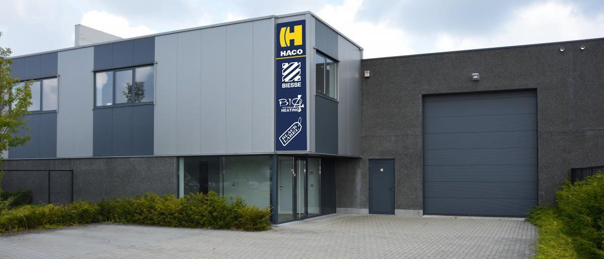HACO Trading opent nieuwe showroom in Lommel