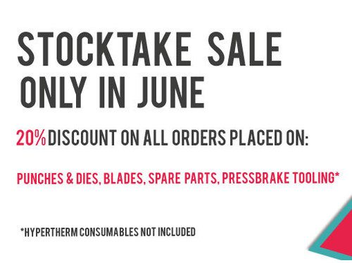 June Webshop Promotions