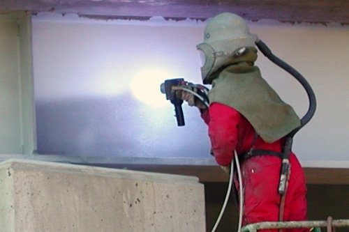 Zinc Spraying Booth